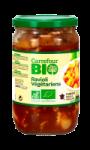 Ravioli végétariens Carrefour Bio