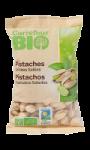 Pistaches grillées salées Carrefour Bio