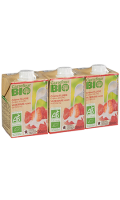 Crème Fluide UHT 30% MG Carrefour Bio