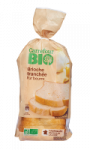 Brioche tranchée Carrefour Bio
