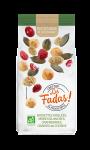 Mélanges de fruits secs bio MMx mûres Les Fadas
