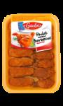 Ailes de poulet découpées saveur barbecue...