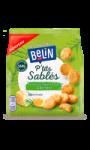 Biscuits apéritifs Ptit's sablés fromage Affiné Italien & romarin Belin