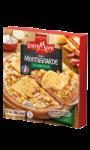 Pizza montagnarde à la raclette pâte fine Entremont