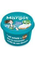 Fromage à tartiner nature Bio Le Fromage de Margot