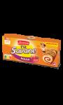 Gâteaux P'tit Savane roulo fraise Brossard