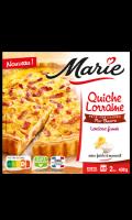 Quiche Lorraine Pur Beurre Marie