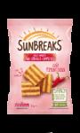 Tuiles ondulées aux céréales sweet chili Sunbreaks