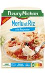 Merlu & Riz à la Basquaise Fleury Michon