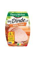Rôti de Dinde 100% filet Fleury Michon