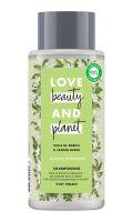 Shampooing aurore éclatante Huile de Neroli Jasmin Blanc Love Beauty and Planet