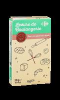 Levure de boulangerie Carrefour