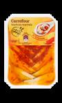 Filets d'anchois marinés à l'orientale Carrefour