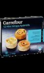 Mini Wraps apéritifs Carrefour