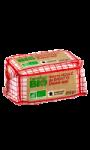 Beurre moulé demi-sel Carrefour Bio