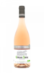 Vin rosé Côtes-du-Rhônes biologique La...