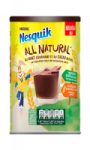 All Natural au Malt Nesquik