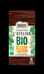 Chocolat noir Bio Nestlé L'atelier