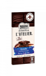 Tablette de chocolat noir ganache et pointe de sel Les Recettes de l'Atelier Nestlé