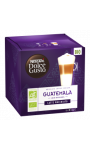 Capsules Latte Macchiato Guatemala Bio Nescafé Dolce Gusto