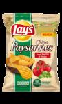 Chips paysannes saveur tomates et herbes Lay's