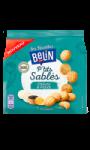 Biscuit apéritif chèvre et pavot P'tits Sablés Belin