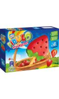 Bâtonnet glacé strawberry Pirulo