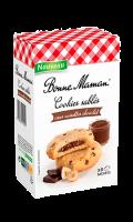 Biscuits cookies sablés cœur noisettes chocolat Bonne Maman