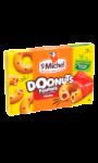 Donuts fourrés à la fraise St Michel