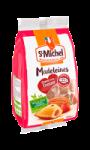 Madeleine fourrés fraise St Michel