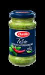 Sauce pesto vert basilic et piment Barilla