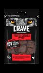 protéine Chunks au bœuf Crave