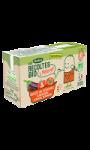 Repas bébé bio sauce de légumes aubergine, tomate & romarin Les récoltes Bio Blédina