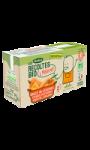 Repas de bébé dès 10 mois sauce de légumes Les Récoltes Bio Blédina