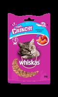 Friandise pour chat trio crunchy saveur de la mer Whiskas