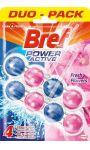 Bloc WC Duopack Pink Bref Power Active