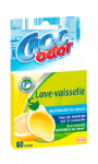 Desodorisant Lave Vaisselle Parfum Citron Croc'Odor