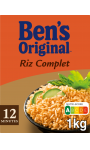Riz Complet Ancle Ben's