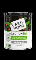 Café moulu Bio Carte Noire