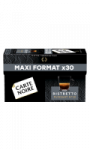 Café capsules ristretto intensité n°12 Carte Noire