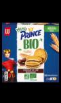 Biscuits mini au chocolat au lait Bio Prince