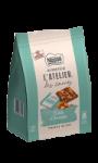 Carrés chocolat au lait de dégustation éclats d'amandes Nestlé Les Recettes de l'Atelier