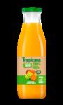Pur jus mandarine orange raisin sans sucres ajoutés Bio Tropicana