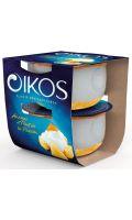 Yaourt ananas fruits de la passion Oikos