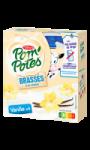 Brassés vanille Pom'Potes