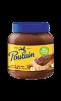 Pâte à tartiner noisettes et cacao sans huile de palme Poulain