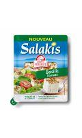 Fromage de brebis tomate basilic Salakis