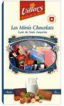 Minis chocolats lait & noir assortis Villars