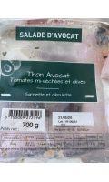 Boulgour Avocat Thon Citr Mix Buffet
