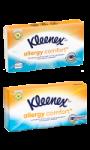 Boîte de mouchoirs Allergy Comfort Kleenex